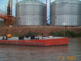 Cargill terminal in Porto Velho