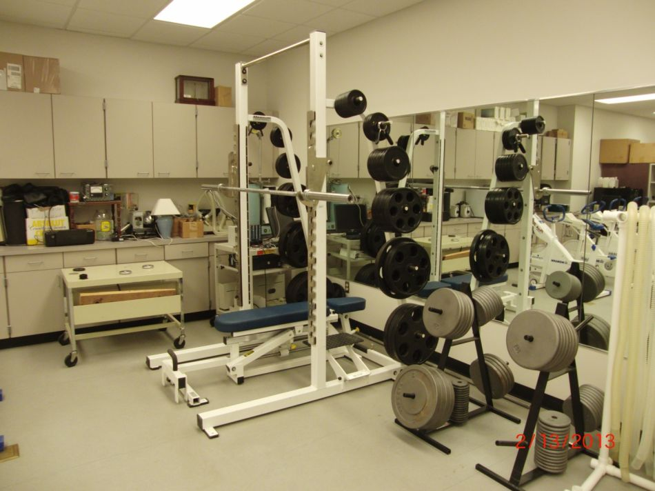 Labs: Exercise Physiology Research Laboratory