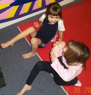 Little Gym Finale - January 2003